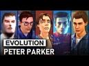 Peter Parker - Evolution 2000-2018 Spider-Man Games • Graphics, Animation, Technology