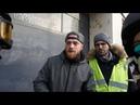 Juan Branco l'Avocat de Maxime Nicolle Parle Des Menaces Dont-ils Ont Fait l'Objet