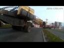 Башенный кран КБ 408 Перевозка на подкатных transportation of a tower crane on wheels № 70