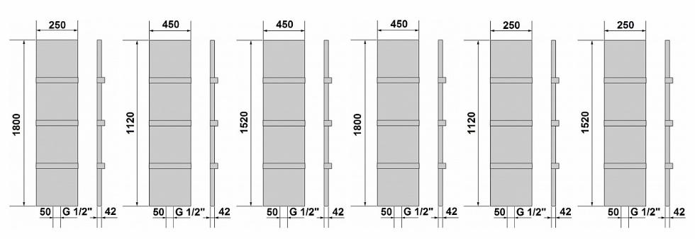Схема дизайн-радиаторов Loten Гросс