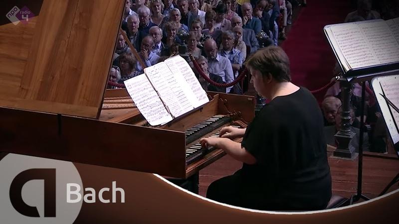 Bach: Brandenburg Concerto No.5, BWV 1050 - Concerto Köln and Cordula Breuer - Live Concert HD
