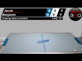 Challenge Match Jacob Munoz vs. Benjamin Ebers