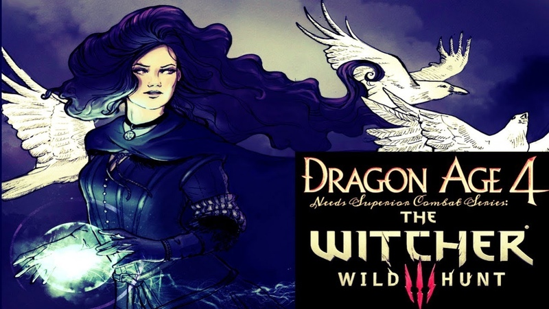 Dragon Age 4 Needs Superior Combat Series: The Witcher 3!
