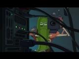 Im Pickle Rick! _ Я огурчик Рик