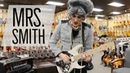 Mrs. Smith steals the show at Norman's Rare Guitars