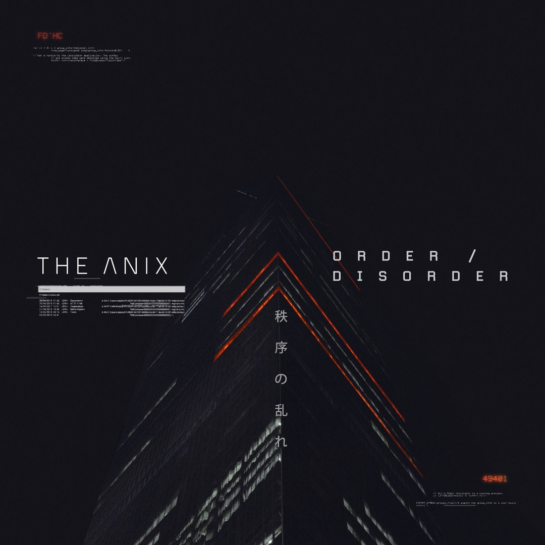 The Anix - Order  Disorder