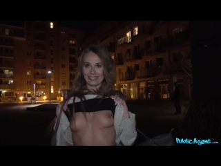 Publicagent carmel anderson cheeky brit gets a pounding new porn 2018
