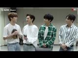 [VIDEO] NU'EST W для Dispatch: Фото в движении (03.07.18)