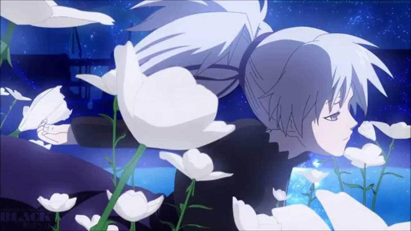 Tsuki Akari - Darker Than Black - Ending 1