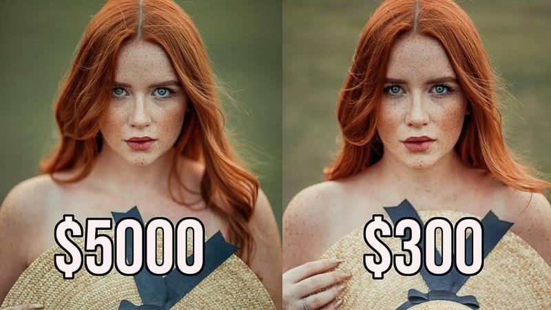 $300 vs $5000 Photography Setup