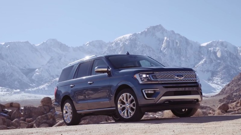 2018 Ford Expedition IV, V-3.5, 375 л.с. - Обзор новинки