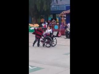 """""""la cueca"""". baile tradicional chileno"""