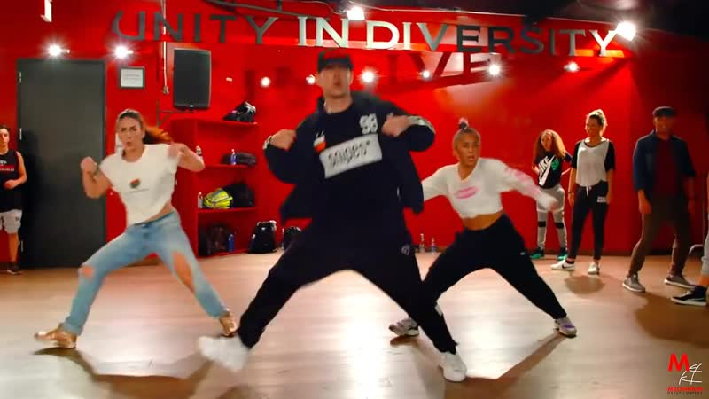 Other Ni٭٭as- Chris Brown Choreo by Anze