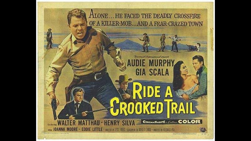 Ride a Crooked Trail (Sendas Tortuosas) (1958) (Español)