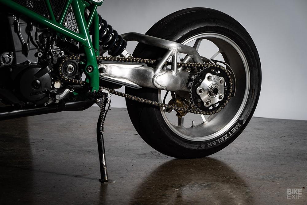 Fuller Moto: кастом KTM Duke 690 ака Scalpel