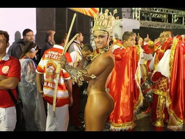 Dani Sperle - Tom Maior - Bastidores do Carnaval 2011
