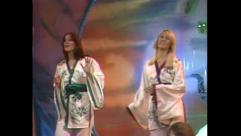 ABBA - When I Kissed The Teacher (Live France 76)