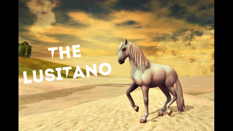 Star Stable — Lusitano horse