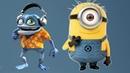Crazy Frog VS Minions Short Movie