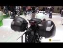 2018 Benelli BN 302 Walkaround 2017 EICMA Milan Motorcycle Exhibition