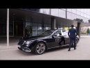 Мерседес - Майбах-2018. Самый популярный бизнес седан