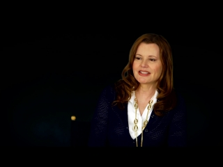 Geena Davis Talks About Her Character Angela ¦ Season 1 ¦ THE EXORCIST