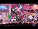 180809 Официальный фанкам с выступления Stray Kids с песней My Pace на M!Countdown.