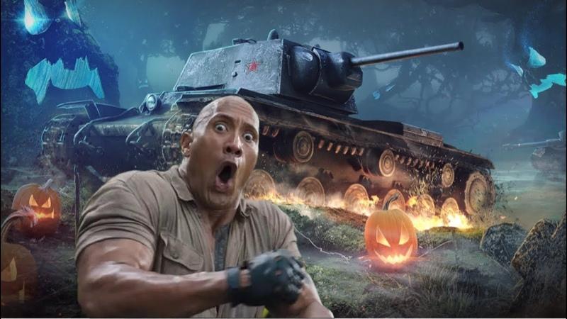 Мастер на КВ-1 и 7 фрагов реплей World of Tanks Blitz