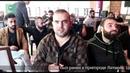 Сирия раненые бойцы САА поют в хоре чтобы поддержать товарищей по оружию