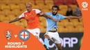 Hyundai A-League 2017/18 Round 7: Brisbane Roar 3 - 1 Melbourne City