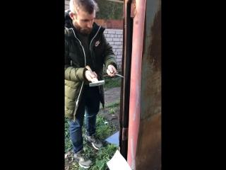 Тест финки НКВД из стали булат✊🔪
