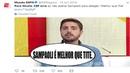 Para Nicola, CBF errou ao não aceitar Sampaoli para seleção Melhor que Tite pérola de 2016