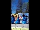 танец Синий платочек Совет ветеранов