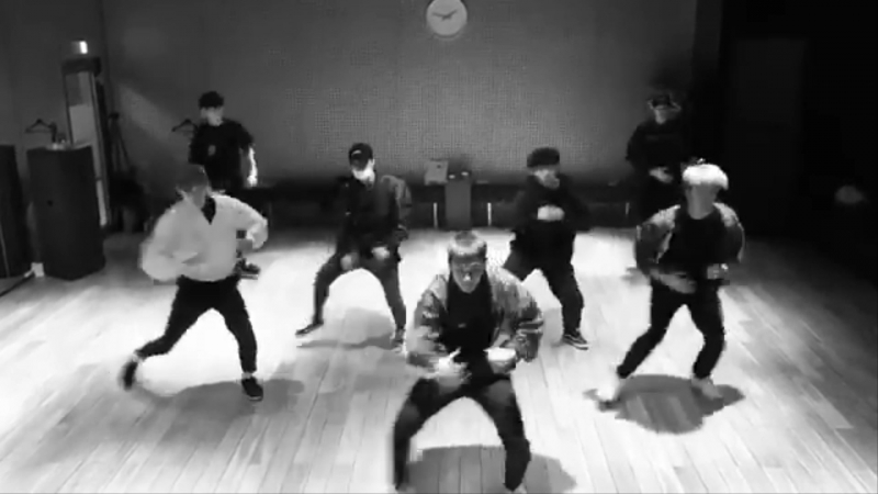 [MIRRORED] iKon DK Private Stage Dance Practice