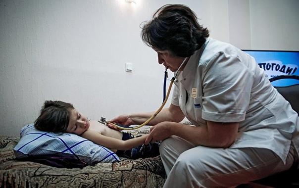 Участковые педиатры и терапевты перестанут ходить на дом.
