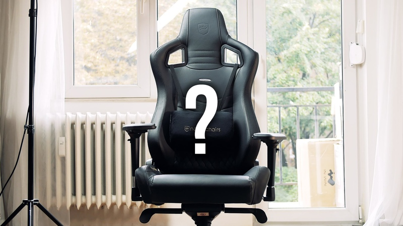 Noblechairs EPIC Real Leather Chair Is it Really Epic