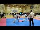 Миари Тэмуулэн, 1 раунд Спарринг, ветераны, 73 кг, Чемпионат России 2018