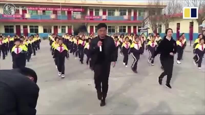 Зарядка по-китайски