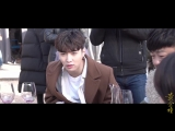 180427 EXO Lay Yixing @ The Golden Eyes Behind the Scenes