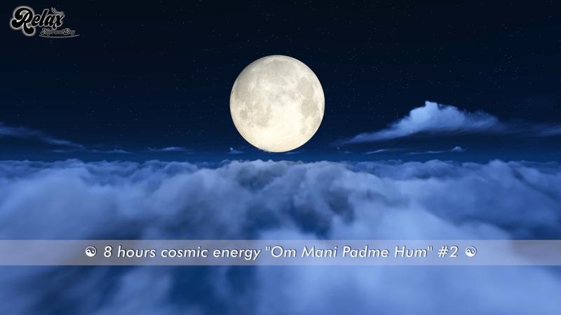 8 hours Om Mani Padme Hum - Best version ever - 24