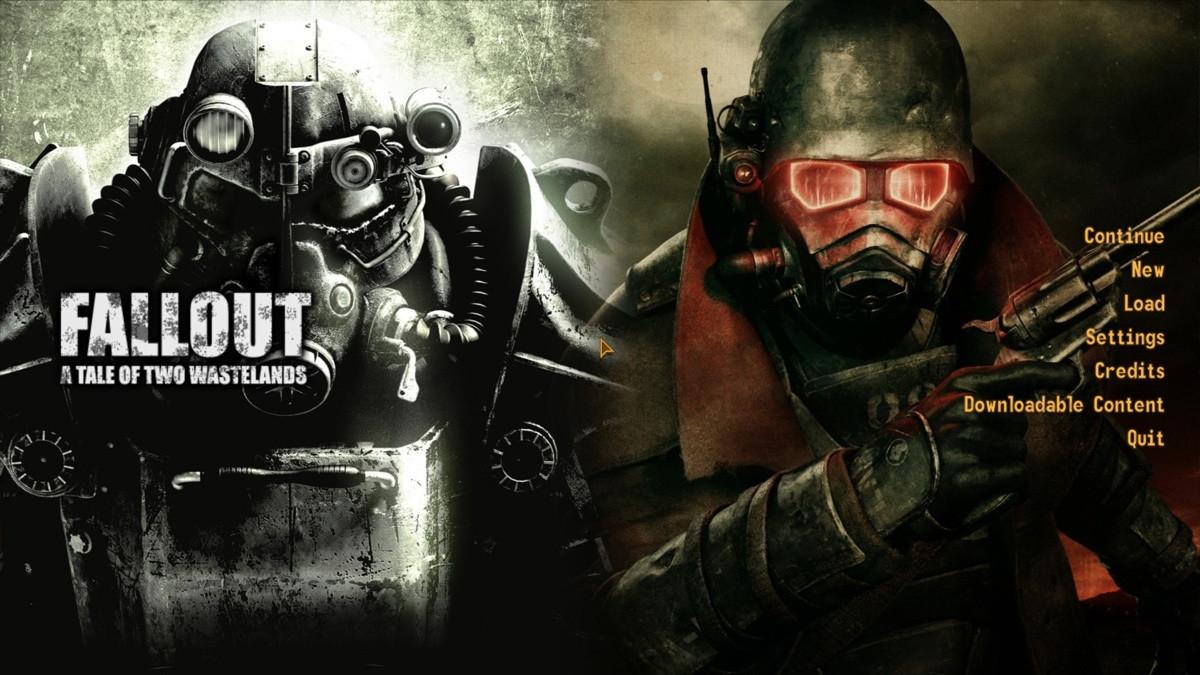 Tale of Two Wastelands — мод, который позволяет играть в Fallout 3 и Fallout: New Vegas с одним персонажем, а также в любое время перемещаться между ними.