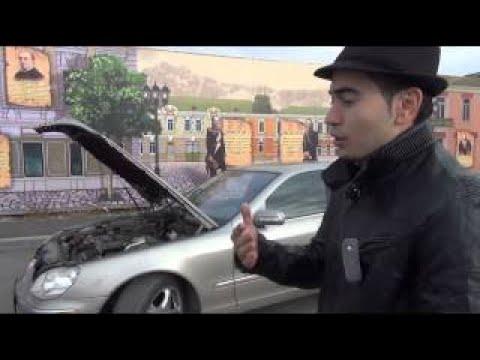 АнтИ-Тестдрайв: Mercedes Benz W220 S430 4.3 279л.с. - [TheWikihow - авто шоу]
