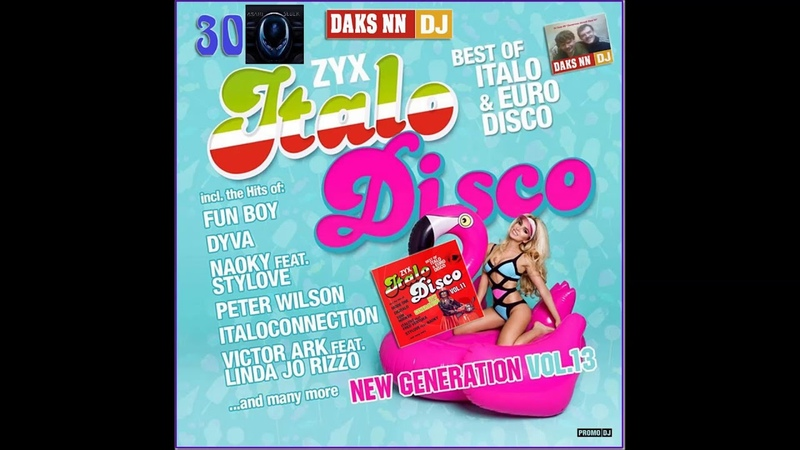 DJ Daks NN – Italo Disco NG Mission 2018 (The Holiday Mix Vol. 30)