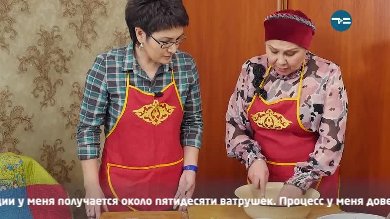 Ция шэнкэ (ватрушки с ягодами) от поэтессы Клары Кучковской. 29.12.2018 г.