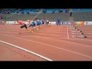 100 м. Юниоры. Финал. ПР-20. 21-24.06.18