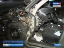 Во Всеволожском районе столкнулись грузовик и легковой автомобиль