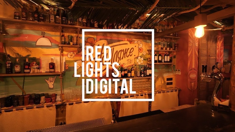 Interier Showreel ¦ Тики Бар На Пляже ¦ By Red Lights Digital