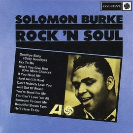 Solomon Burke альбом Rock 'N Soul