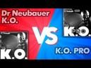 K.O. PRO и K.O. - сравниваем средние шипы от DR NEUBAUER какие самые-самые