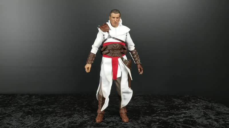[Keyboard Warriors Eng] Dam Toys DMS005 Assassins Creed I - Altair 16
